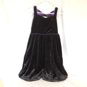 Emily West - Girls Black Dress Size 14
